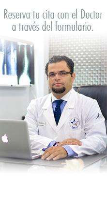 Consulta con el Dr Iohan Fernandez